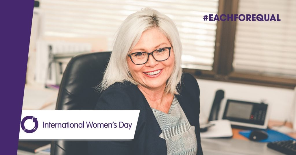 IWD 2020 – Meet Margaret, Senior Consultant/National Research Manager